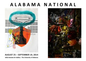 Alabama National, Aug 25 - Sep 19, 2014. Images by C.W. Newell and Douglas Barrett.