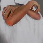Art work by Elizabeth Visscher of Georgia in the Alabama National Juried Exhibition.
