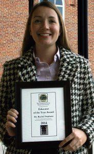 Dr. Rachel Stephens