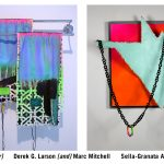 Derek G. Larson and Marc Mitchell: [mon-i-ter], September 22–October 23, 2015, Sella-Granata Art Gallery, Woods Hall.
