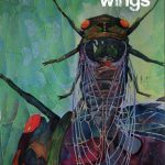 "Kevin Ledgewood, watercolor in his exhibition, ""Wings,"" in November 2015."