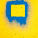 "Chris Jordan, ""Bound Yellow."" 2016 UA Faculty Biennial, SMGA."