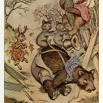 Illustration from Brer Rabbit by Joel Chandler Harris