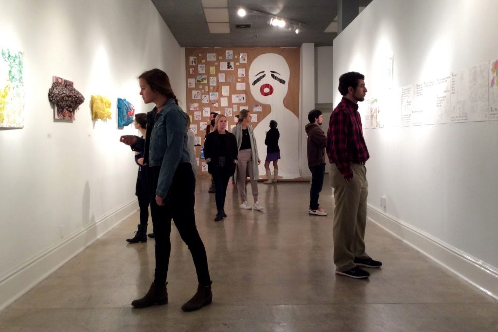 Pop Up Show, Sella-Granata Art Gallery