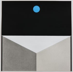 "Pete Schulte, ""A Letter Edged In Black,"" 2018, Spring/Break Art Show: Frontiers, Armory Art Show, NYC"