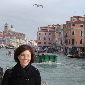Dr. Tanja Jones in Venice
