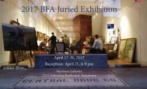 BFA Juried Exhibition