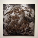 Sky Shineman, 2014 Faculty Biennial in the Sarah Moody Gallery of Art.
