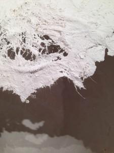 Ali Jackson, Balloon, detail, Degeneration BFA Exhibition, 2015