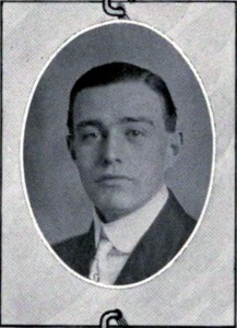 Hiram Kennedy Douglass in college. Courtesy of the collection of the Gorgas House Museum.