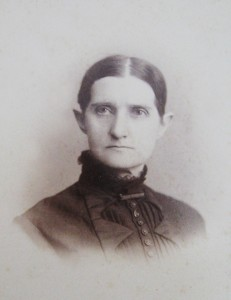 Olive Elizabeth Kennedy. Courtesy of the collection of the Gorgas House Museum.