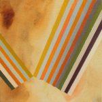 """Roger Jones, """"Not Down In It,"""" oil on canvas, 10""""x 0'', 2014"""