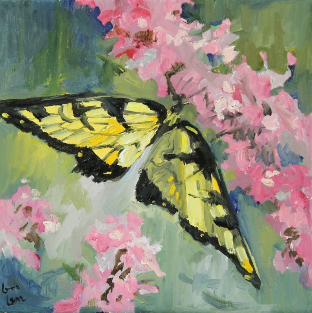 Painting by Lorrie Lane, Riverport Studio & Gallery