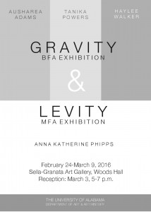 Levity-Gravity Showcard back