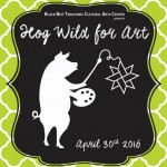 Hog Wild for Art Festival, April 30, 2016