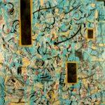 Joshua Whidden, Redact, 2016. MFA Thesis Exhibition, Harrison Galleries.