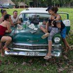 A photograph by Karen Graffeo from her series, Cuba: de lo profundo del alma.