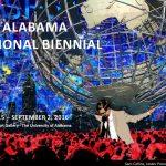 "2nd Alabama National Biennial, August 15 - September 2, 2016 Sella-Granata Art Gallery, IMAGE CREDIT: Sam Collins, ""Under Pressure–People in Streets."""
