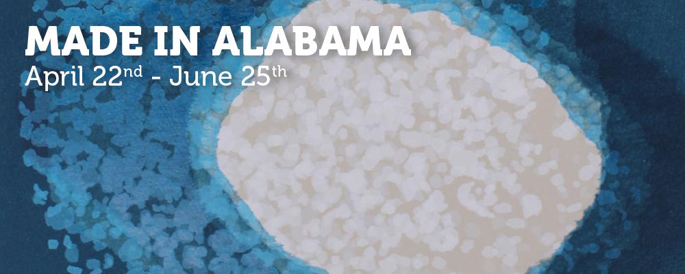 Made In Alabama, Wiregrass Museum, through June 25, 2016
