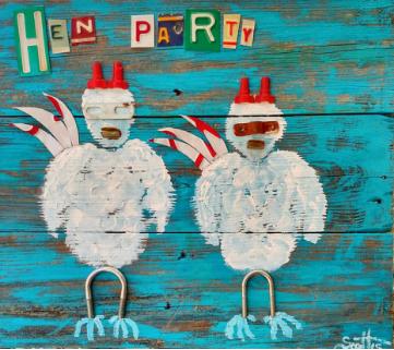 Scott McQueen, Hen Party.