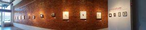"""In Miniature,"" Paul R. Jones Gallery, 2016 Tuscaloosa"