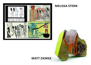 Ziemke-Stern postcard front