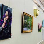 Janet Mego's work at University Medical Center, 2016