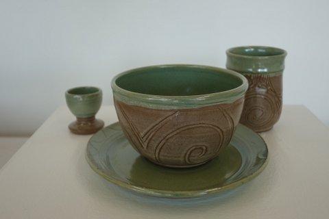 Marysia Galbraith ceramics