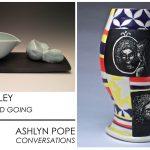 Chris Staley | Ashlynn Pope exhibition at the Sella-Granata Art Gallery, 2016