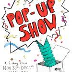 NOV 30-DEC 1 2-Day Pop-Up Show, Sella-Granata Art Gallery