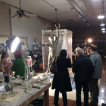 O'Connor Studios on First Fridays