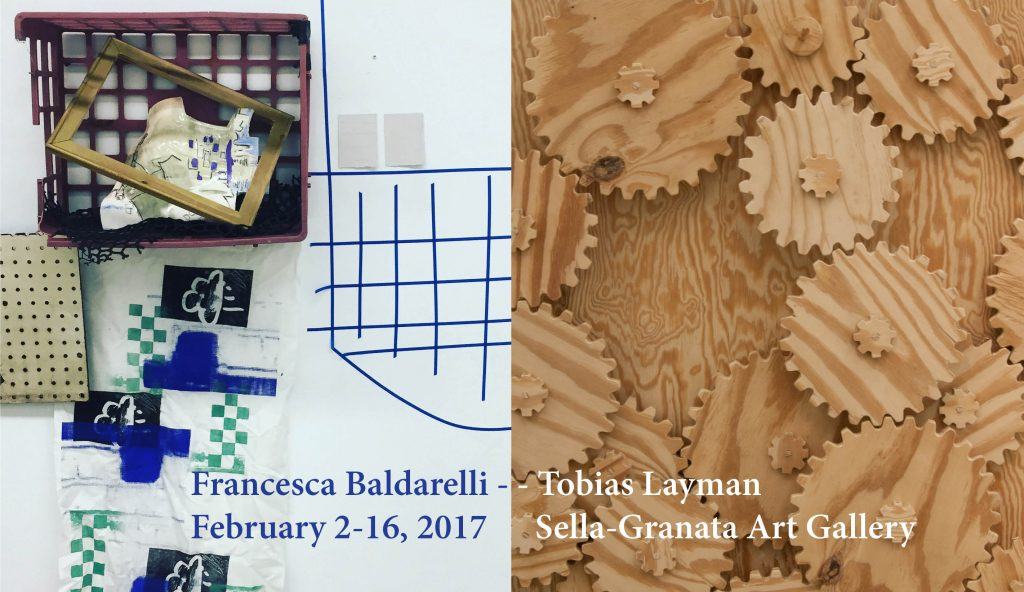 Layman-Baldarelli exhibition images