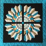 46th Kentuck Festival quilt design by Hallie O'Kelley!