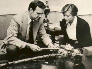 Alumna Julie Hall Friedman, BA ARH 1981.