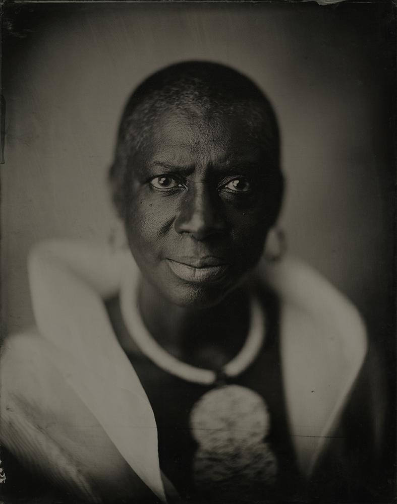 """Photo by Kathryn Mayo titled, """"Afriye Wekandodis, 61"""""""