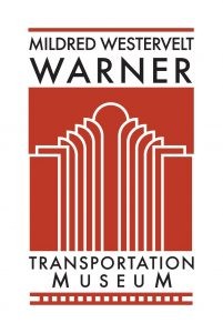 Mildred Westervelt Warner Transportation Museum logo