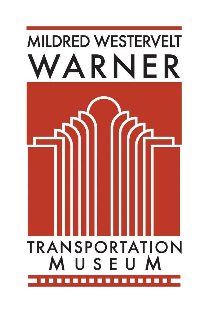 Mildred Westervelt Warner Transportation Museum logo