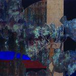 "Robert Kushner, ""White Lotus Shaft of Light III"""