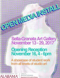 Poster for Open Media Install