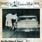 Story in the Crimson White 1957, when the KKK threatened church members