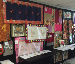West Ala. Quilter's Guild 2018 Quilt Show, Mar 2-3, 2018.
