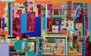 Changha Hwang, Reality Series #11, 2005, in the Sarah Moody Gallery of Art