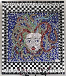 Medusa by Linda Muñoz