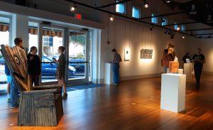MFA Alumni Exhibition, UA Gallery, September 2018