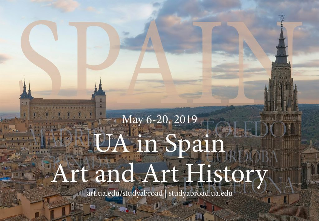UA in Spain Art and Art History May 2019