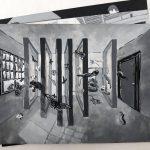 Foundations-Intro Classes Exhibition, SGAG, Jan. 2019