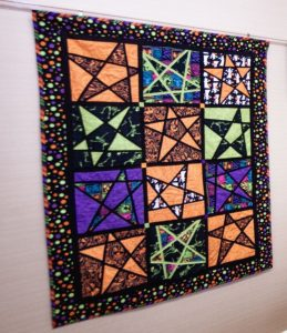 Jackie Moore Quilt Artist, Sipsey Arts Alliance, Fayette