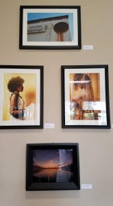 Jasmine James, T-Town Photo Club Exhibit, Tuscaloosa Juvenile Detention Center Lobby