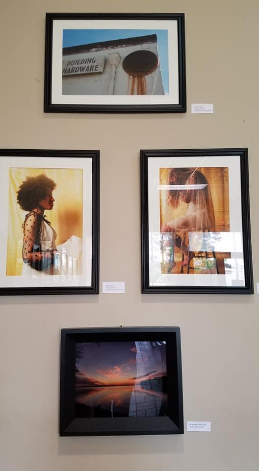 Jasmine James, T-Town Photo Club Exhibit, Tuscaloosa Juvenile Detention Center Lobby