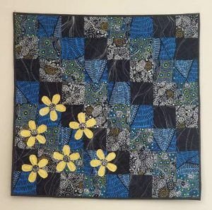 Ana Schuber, Quilts at the UU of Tuscaloosa